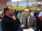 FERIEN TRAVEL & TOURISM EXHIBITION 2015 - VIENNA, AUSTRIAThe Italian consul in Austria