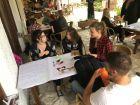 Εκπαιδευτική εβδομάδα,  στο πλαίσιο του προγράμματος Erasmus, στους Παξους